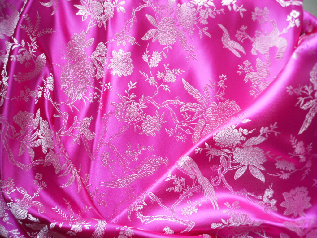 Fabrics in stock lucy 39 s corsetry for Pink and silver wallpaper